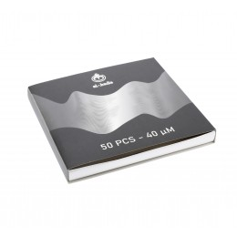 Feuilles d'aluminium épaisseur EXTRA x50