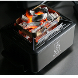 BLAZN BURNER : Infrared coal burner