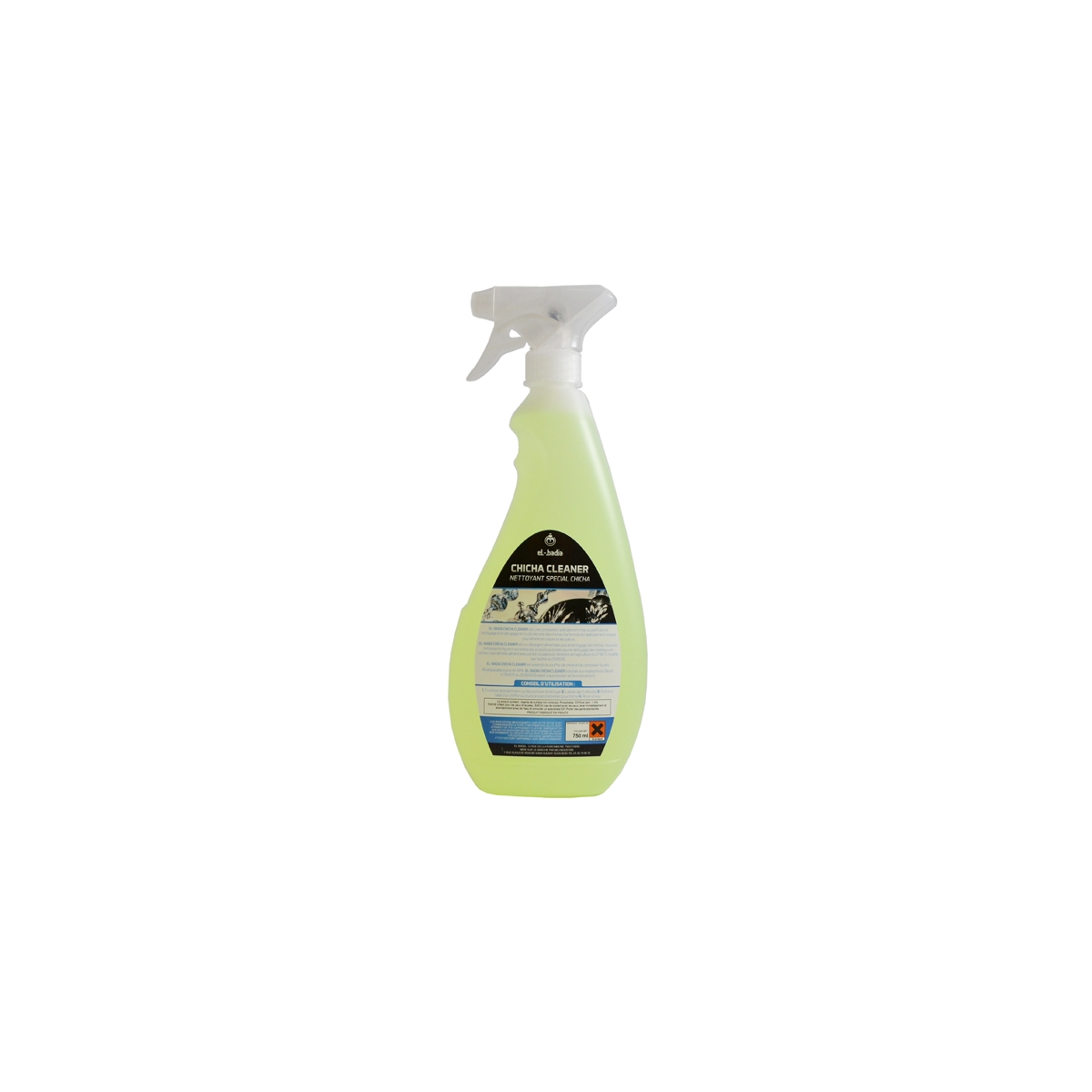 EL-BADIA CHICHA CLEANER 750ml