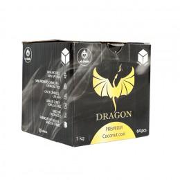 Charbons DRAGON CUBES 26mm 1Kg