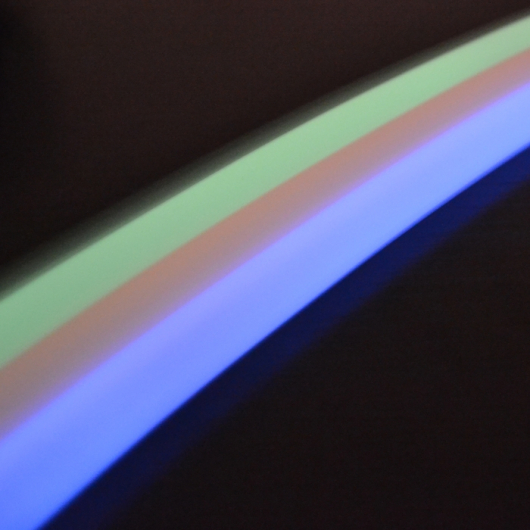 GLOW IN DARK Silicone Hose