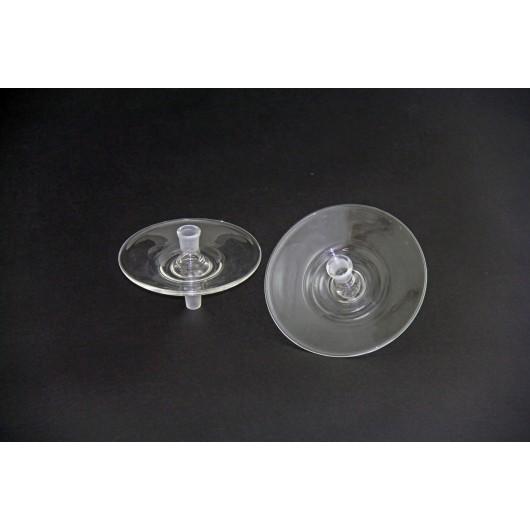 ROI HOOKAH Glass Tray