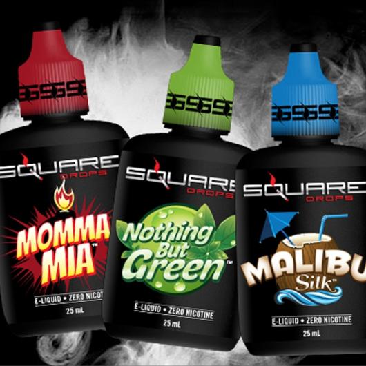 E-liquido SQUARE DROPS 25ml