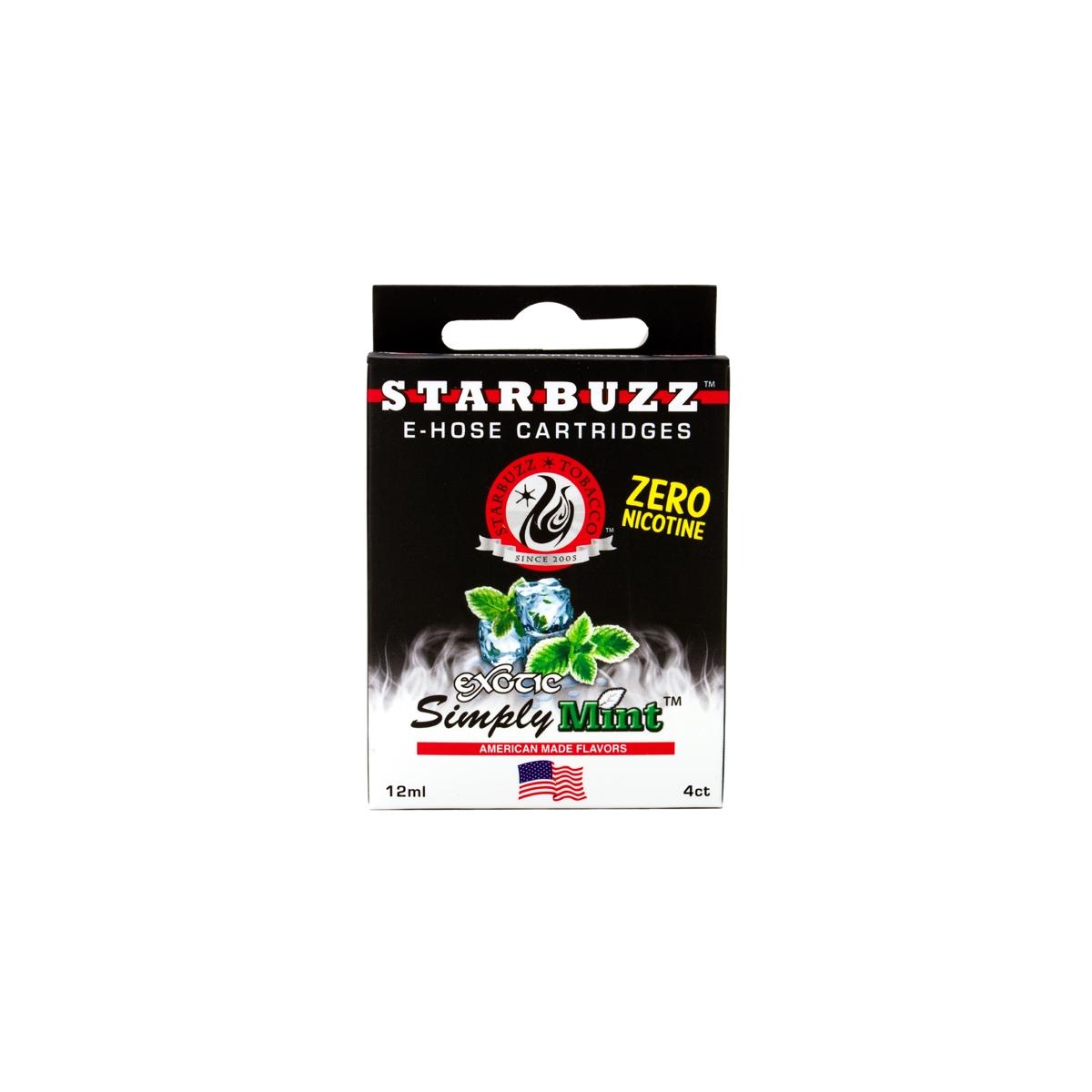 Cartouches E-HOSE STARBUZZ