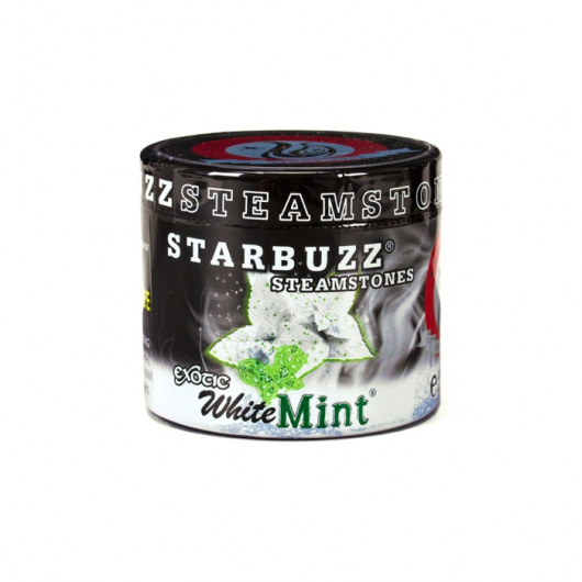 Starbuzz steam stones White Mint