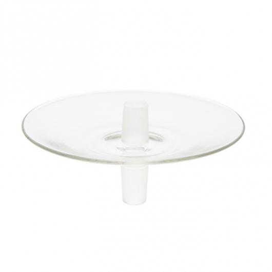 CELESTE GLASS Plate
