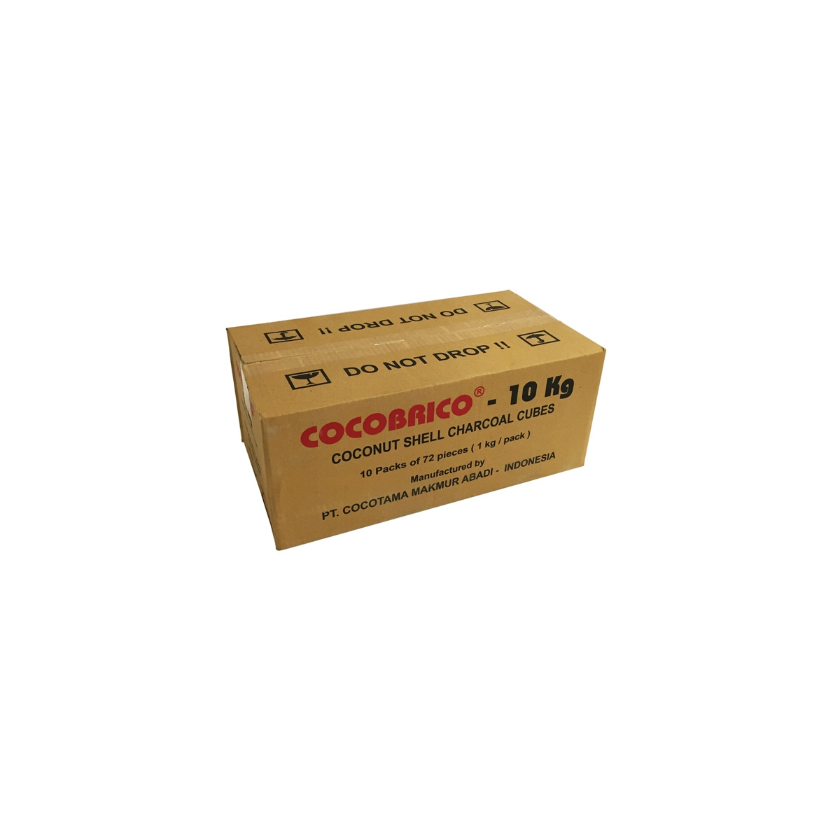 Charbons COCOBRICO 10Kg