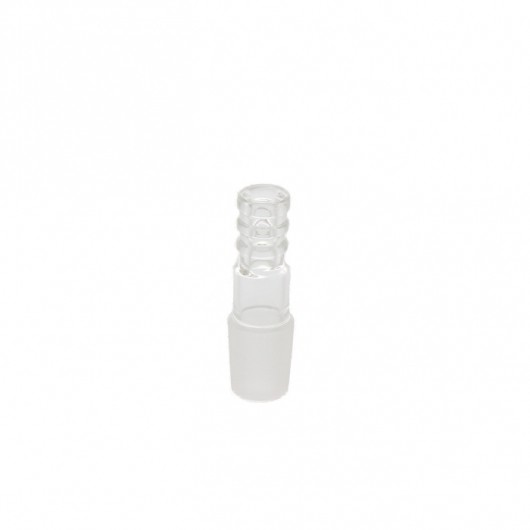 Glass Output for silicone hose
