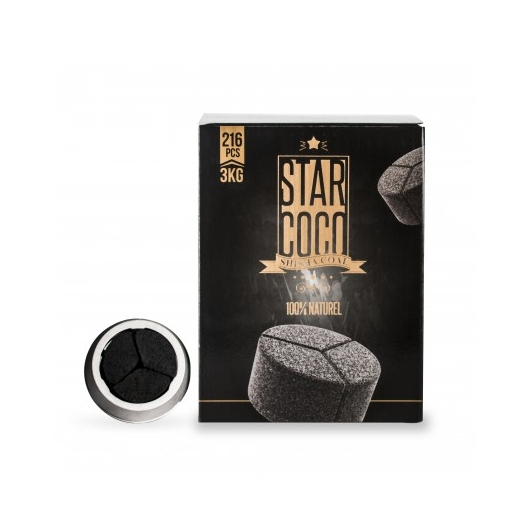 Charbons STARCOCO 3kg