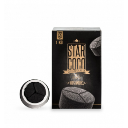 Charbons STARCOCO 1kg