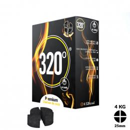 Carbón El-Badia 320° DISC 4 Kg