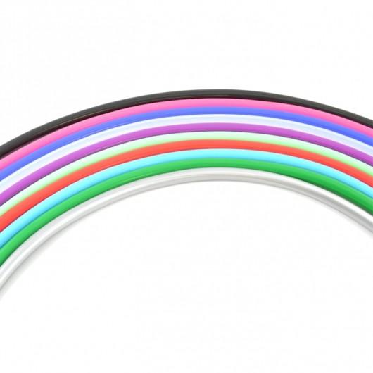 Flexible silicone