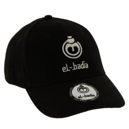 Casquette El-badia Noir