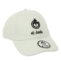Casquette El-badia Blanc