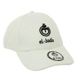 Casquette EL-BADIA WHITE