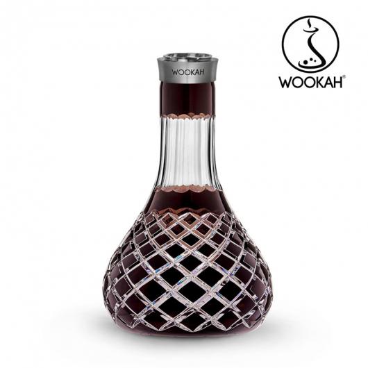 Vase Wookah Crystal Color Click