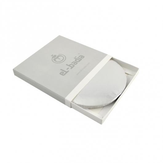 Pre-cut Aluminum Foil