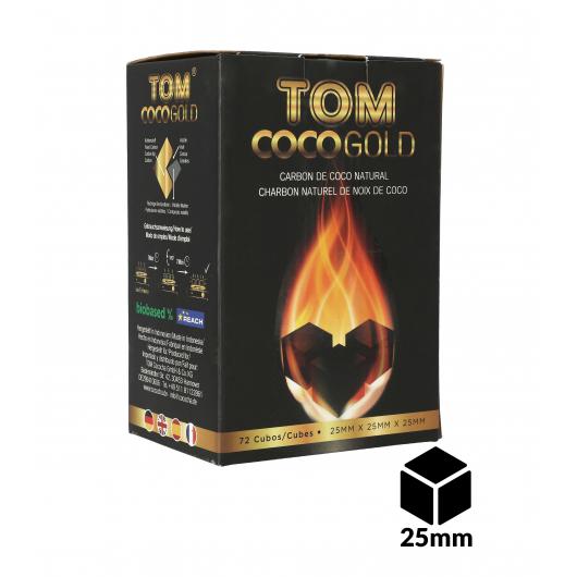 TOM COCOCHA GOLD Natural Charcoal 1Kg