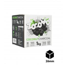 Charbons Zocomo 26mm 1kg