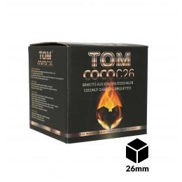 Charbons Tom Cococha C26 2kg