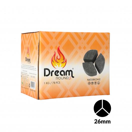 Charbons Dream Round 1kg