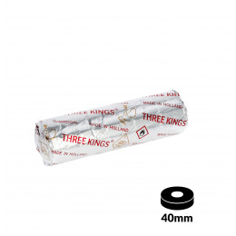 Charbons THREE KINGS XL 40mm rouleau de 10
