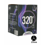 Charbons 320° DISC 3 BLOCS XL 1Kg