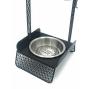 320° Stainless steel coal holder